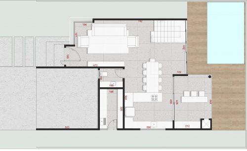 Casa Lótus - Planta 1