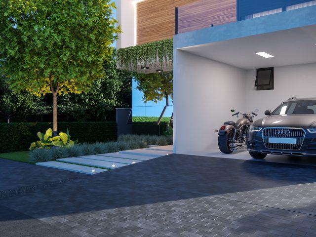 Casa Lótus • Em construção 2