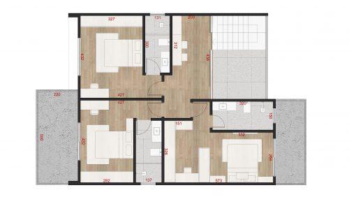 Casa Lótus - Planta 2
