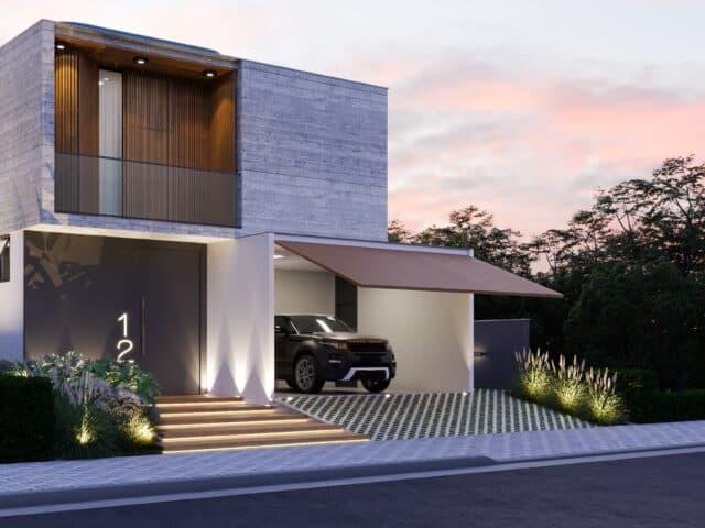 Casa Baobá • Em construção 2