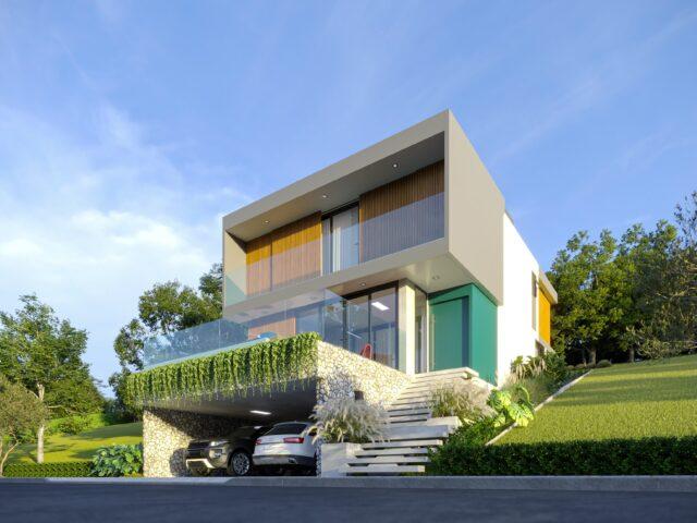 Casa Da Costa • Em Construção 3