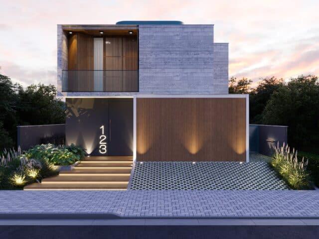 Casa Baobá • Em construção 1