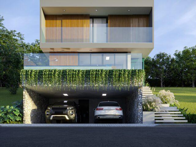 Casa Da Costa • Em Construção 1