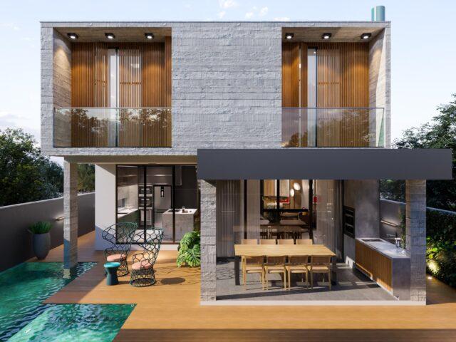 Casa Baobá • Em construção 5