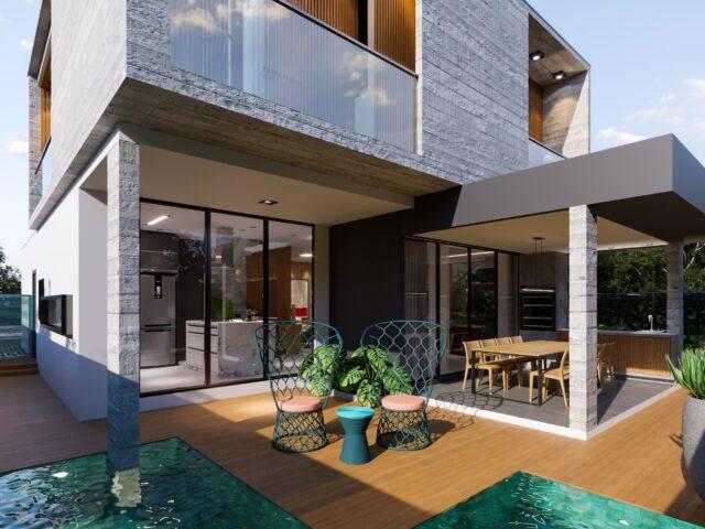 Casa Baobá • Em construção 6