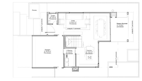 Casa Baobá - Planta 2